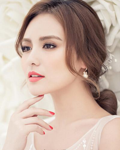 最新韩式新娘发型图片推荐,韩式新娘造型分享